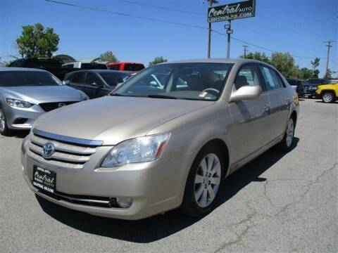 2007 Toyota Avalon for sale at Central Auto in South Salt Lake UT