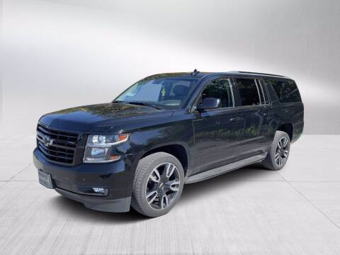 2018 Chevrolet Suburban for sale at Fitzgerald Cadillac & Chevrolet in Frederick MD