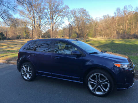 2011 Ford Edge for sale at Bull City Auto Sales and Finance in Durham NC