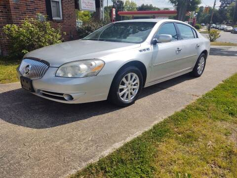 2010 Buick Lucerne for sale at Ray Moore Auto Sales in Graham NC