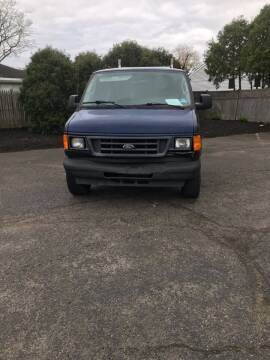 2006 Ford E-Series Cargo for sale at Elwan Motors in West Long Branch NJ