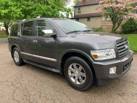 2006 Infiniti QX56 for sale at Via Roma Auto Sales in Columbus OH