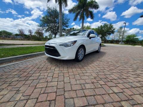 2018 Toyota Yaris iA for sale at World Champions Auto Inc in Cape Coral FL