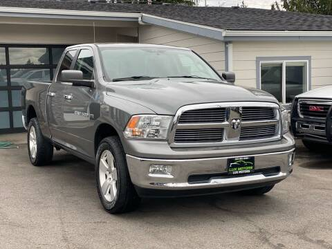 2011 RAM Ram Pickup 1500 for sale at Lux Motors in Tacoma WA