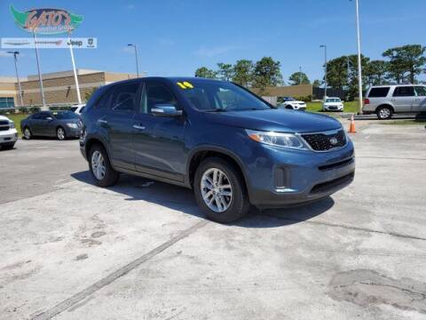 2014 Kia Sorento for sale at GATOR'S IMPORT SUPERSTORE in Melbourne FL