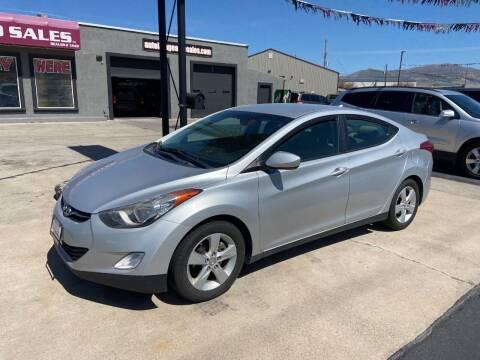2012 Hyundai Elantra for sale at Auto Image Auto Sales in Pocatello ID