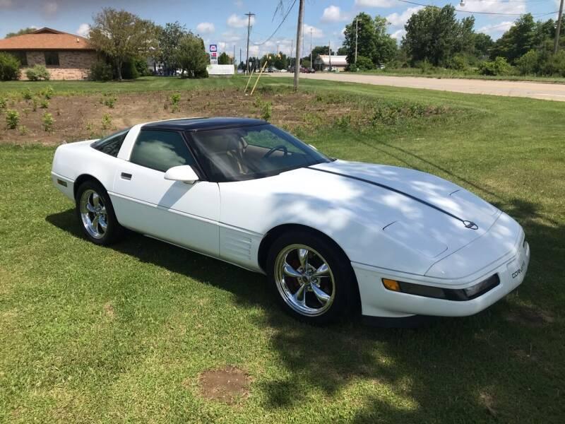 1993 Chevrolet Corvette for sale at The Auto Depot in Mount Morris MI