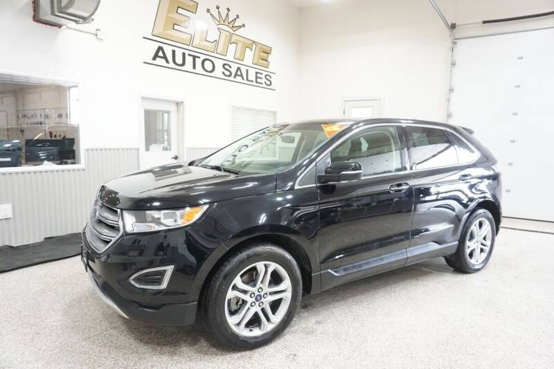 2017 Ford Edge for sale in Ammon, ID