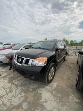 2014 Nissan Armada for sale at Elvis Auto Sales LLC in Grand Rapids MI