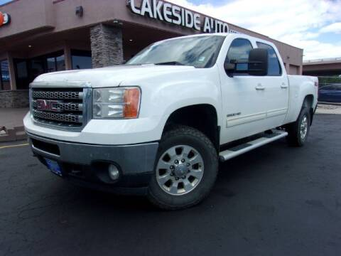 2014 GMC Sierra 2500HD for sale at Lakeside Auto Brokers in Colorado Springs CO