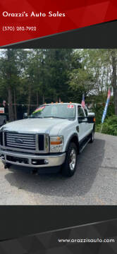 2009 Ford F-350 Super Duty for sale at Orazzi's Auto Sales in Greenfield Township PA