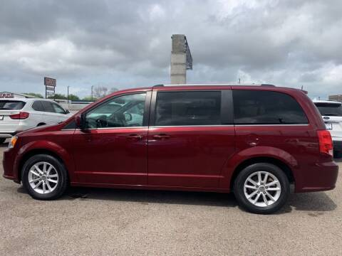 2018 Dodge Grand Caravan for sale at Primetime Auto in Corpus Christi TX