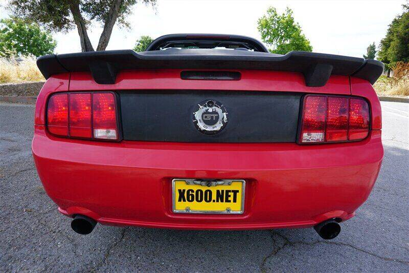 2007 Ford Mustang GT Premium 2dr Convertible - Fremont CA