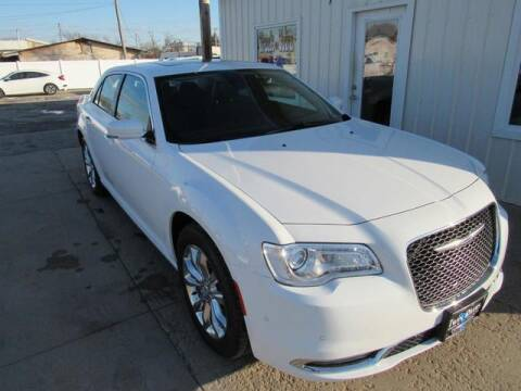 2021 Chrysler 300 for sale at TWIN RIVERS CHRYSLER JEEP DODGE RAM in Beatrice NE