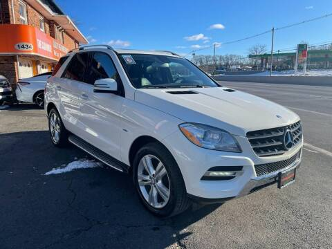 2012 Mercedes-Benz M-Class for sale at Bloomingdale Auto Group in Bloomingdale NJ