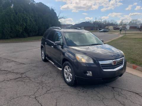2009 Saturn Outlook for sale at NOTE CITY AUTO SALES in Oklahoma City OK