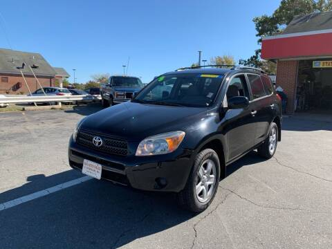 2008 Toyota RAV4 for sale at Gia Auto Sales in East Wareham MA