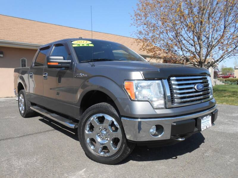 2011 Ford F-150 for sale at McKenna Motors in Union Gap WA