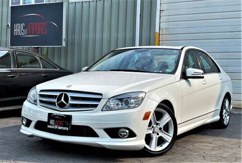 2010 Mercedes-Benz C-Class for sale at Haus of Imports in Lemont IL
