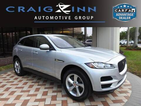 2018 Jaguar F-PACE for sale at Lexus Subaru of Pembroke Pines in Pembroke Pines FL