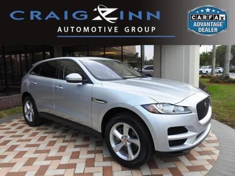 2018 Jaguar F-PACE for sale at Lexus Subaru of Pembroke Pines in Pembroke Pines FL