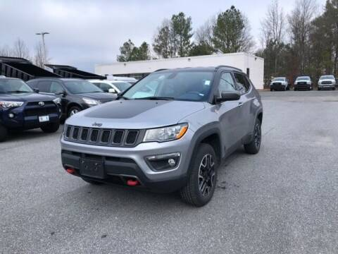2020 Jeep Compass for sale at FRED FREDERICK CHRYSLER, DODGE, JEEP, RAM, EASTON in Easton MD