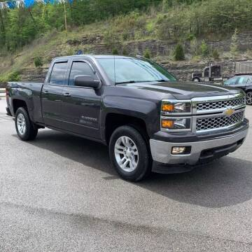 2015 Chevrolet Silverado 1500 for sale at RUSH AUTO SALES in Burlington NC