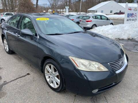 2009 Lexus ES 350 for sale at USA Auto Sales in Leominster MA