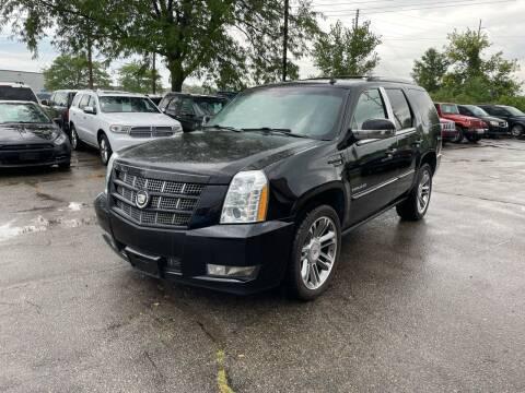 2012 Cadillac Escalade for sale at Dean's Auto Sales in Flint MI