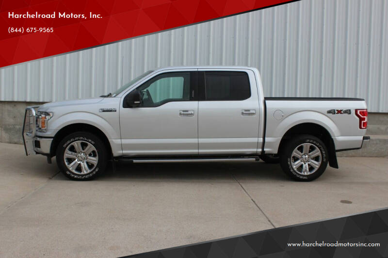 2019 Ford F-150 for sale at Harchelroad Motors, Inc. in Imperial NE