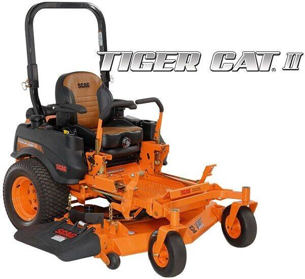 2020 Scag Tiger Cat II for sale at Ben's Lawn Service and Trailer Sales in Benton IL