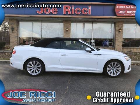 2018 Audi A5 for sale at Mr Intellectual Cars in Shelby Township MI