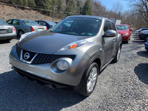 2011 Nissan JUKE for sale at JM Auto Sales in Shenandoah PA