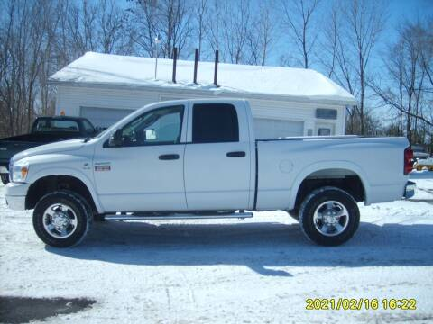 2008 Dodge Ram Pickup 2500 for sale at Northport Motors LLC in New London WI