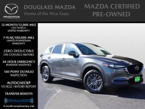 2017 Mazda CX-5 for sale at Douglass Automotive Group - Douglas Mazda in Bryan TX
