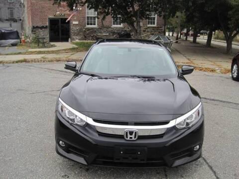 2016 Honda Civic for sale at EBN Auto Sales in Lowell MA