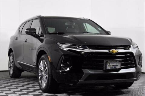 2020 Chevrolet Blazer for sale at Washington Auto Credit in Puyallup WA