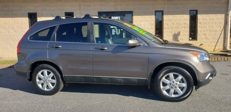 2009 Honda CR-V for sale at 220 Auto Sales LLC in Madison NC