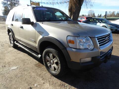 2006 Ford Explorer for sale at VALLEY MOTORS in Kalispell MT