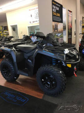 2021 Can-Am OUTLANDER 570 XT for sale at ROUTE 3A MOTORS INC in North Chelmsford MA