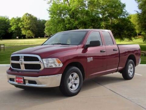 2021 RAM Ram Pickup 1500 Classic for sale at BIG STAR HYUNDAI in Houston TX