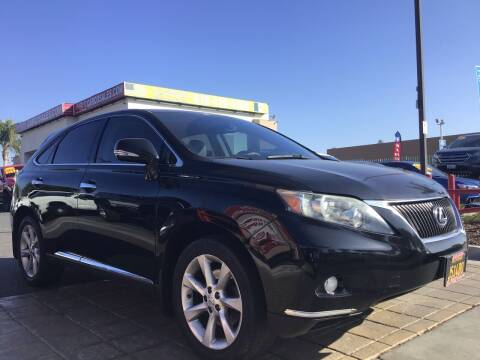 2010 Lexus RX 350 for sale at CARCO SALES & FINANCE in Chula Vista CA