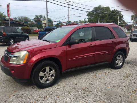 2005 Chevrolet Equinox for sale at Antique Motors in Plymouth IN