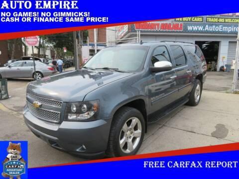 2008 Chevrolet Suburban for sale at Auto Empire in Brooklyn NY