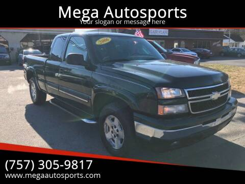 2006 Chevrolet Silverado 1500 for sale at Mega Autosports in Chesapeake VA