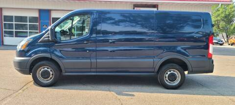 2017 Ford Transit Cargo for sale at Twin City Motors in Grand Forks ND