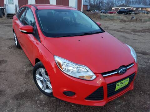 2014 Ford Focus for sale at AJ's Autos in Parker SD