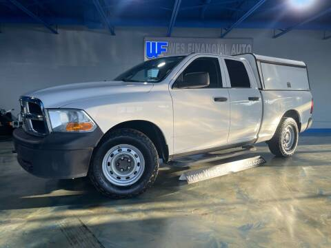 2011 RAM Ram Pickup 1500 for sale at Wes Financial Auto in Dearborn Heights MI