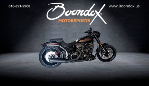 2016 Harley-Davidson FXSE - CVO Pro Street Breakout for sale at Boondox Motorsports in Caledonia MI