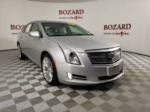 2016 Cadillac XTS for sale at BOZARD FORD in Saint Augustine FL